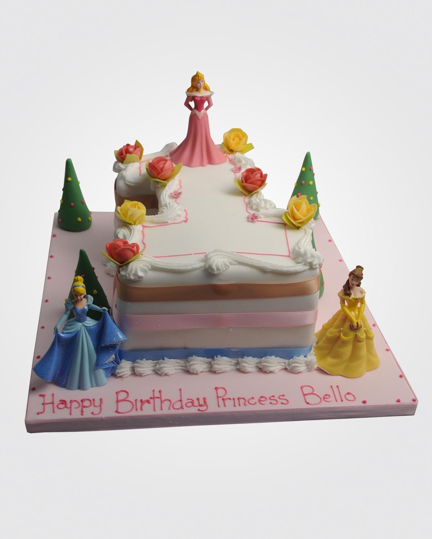 Princess Cake PR2576