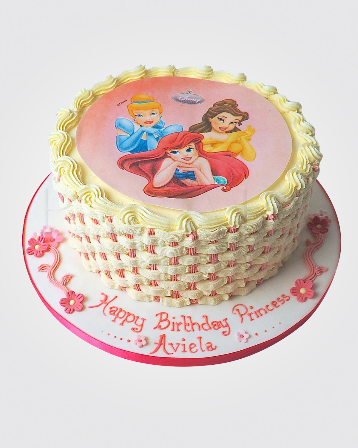 Princess Picture Cake PR9487