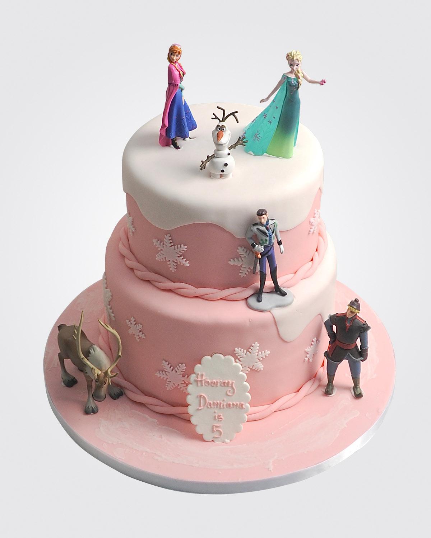 Frozen Cake PR4141
