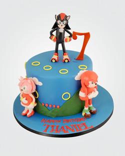 Superhero Cake SP7087