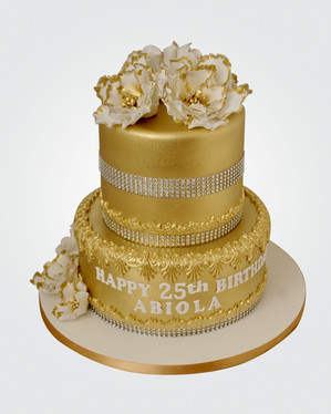 Gold Cake CL7517