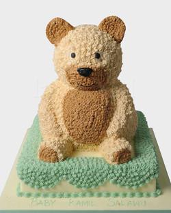 Teddy Bear Cake TE3020