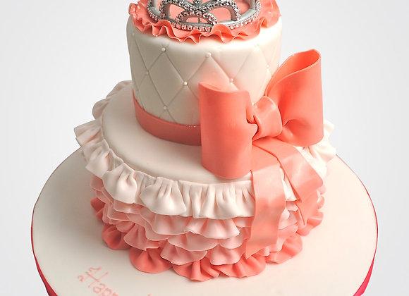 Tiara Cake CG9448