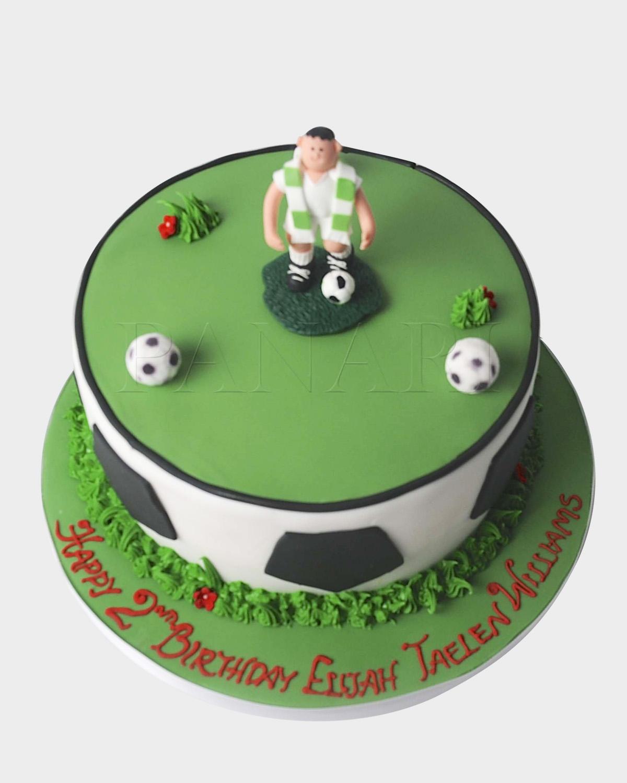 Football Cake SPH2165