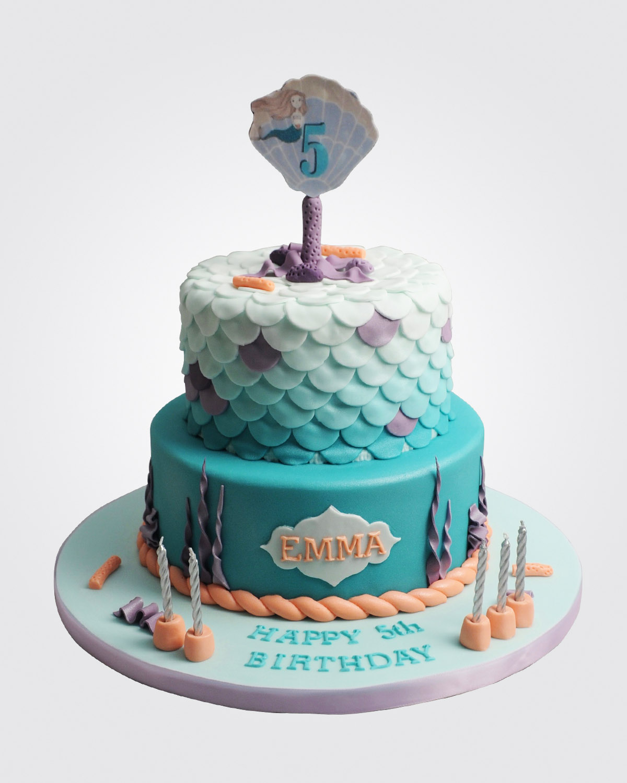 Mermaid Cake PR7099