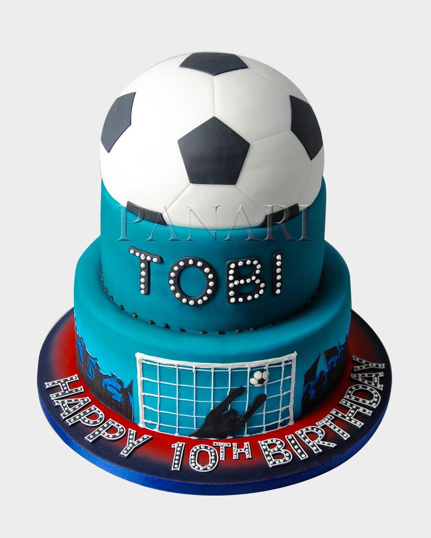 Football Cake SPH7905
