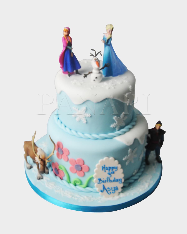 Frozen Cake PR5619