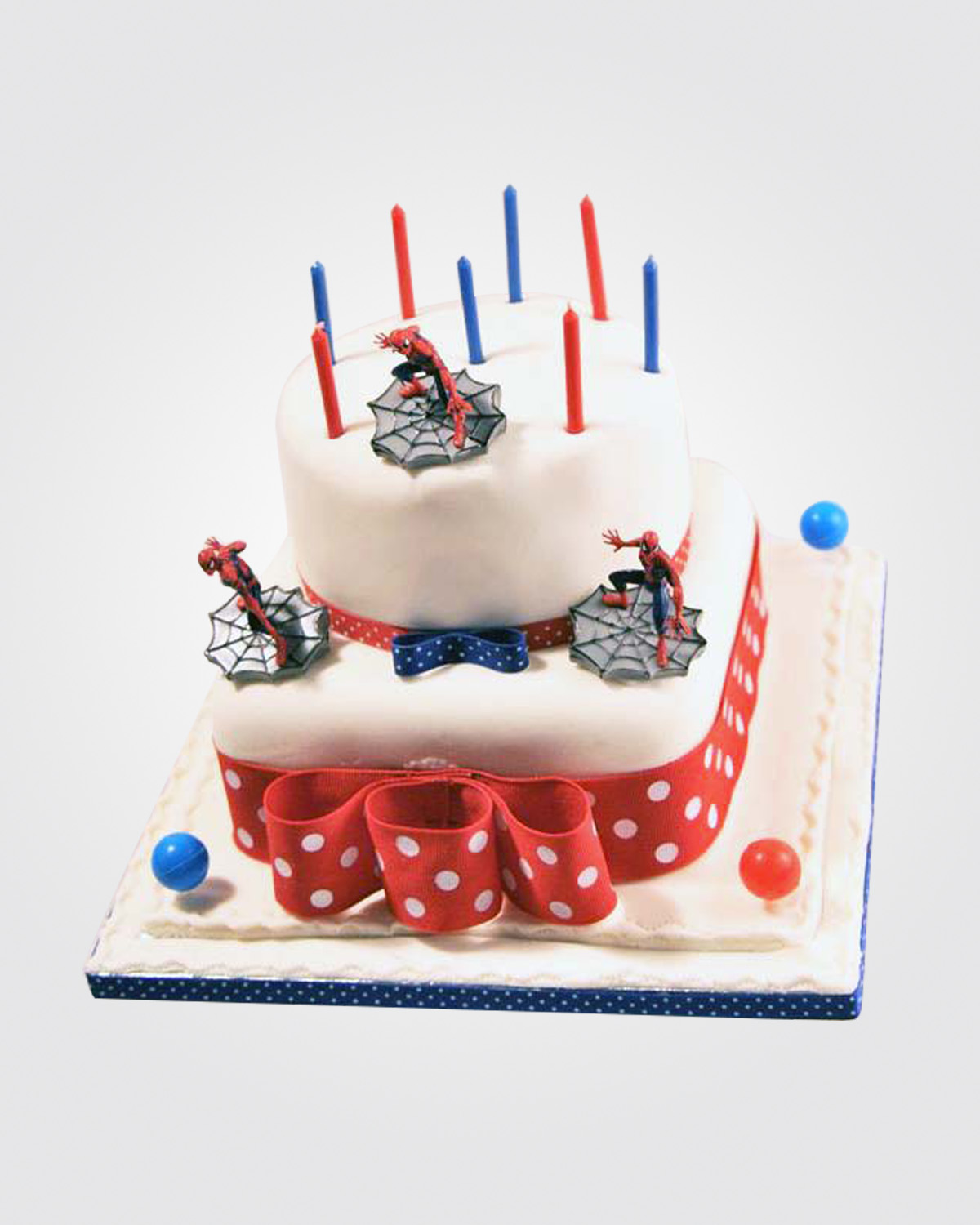 Spiderman Cake SP0862