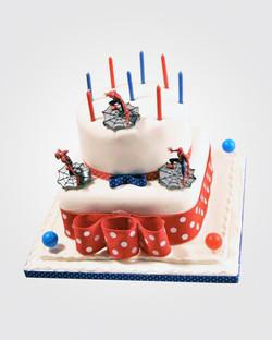Spiderman Cake SP0862
