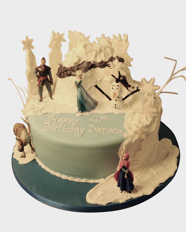 Frozen Cake PR1594