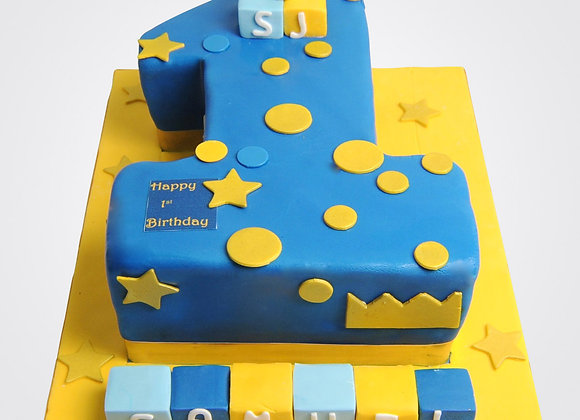 Number Cake AN5300
