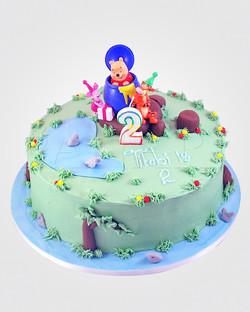 Winnie The Pooh Cake WM0041