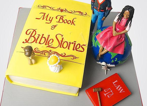 Bible Stories Cake Bk7129