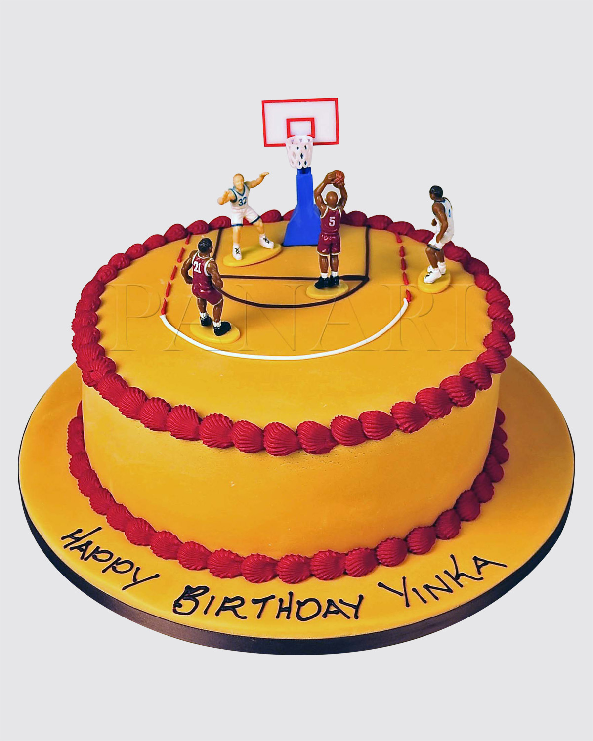 Basketball Cake  LL0027