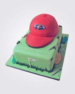 Golf Cake GF0479