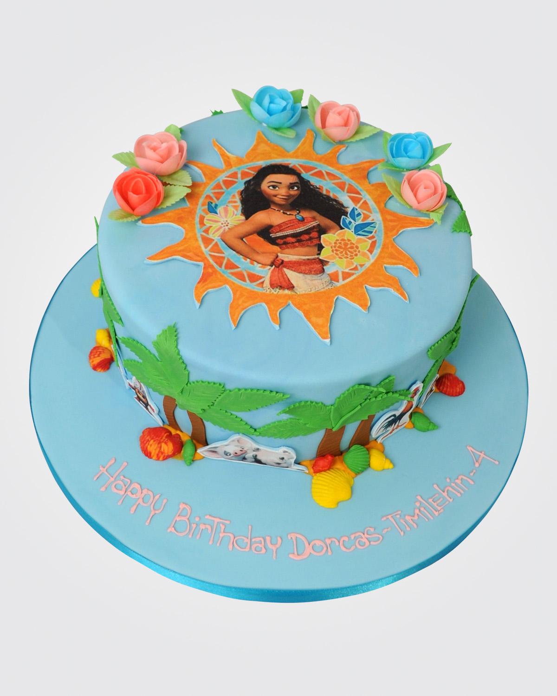 Moana Cake PR1128