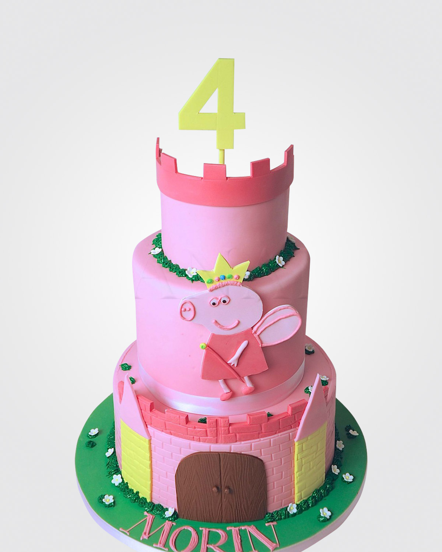 Peppa Pig Cake PE0361.