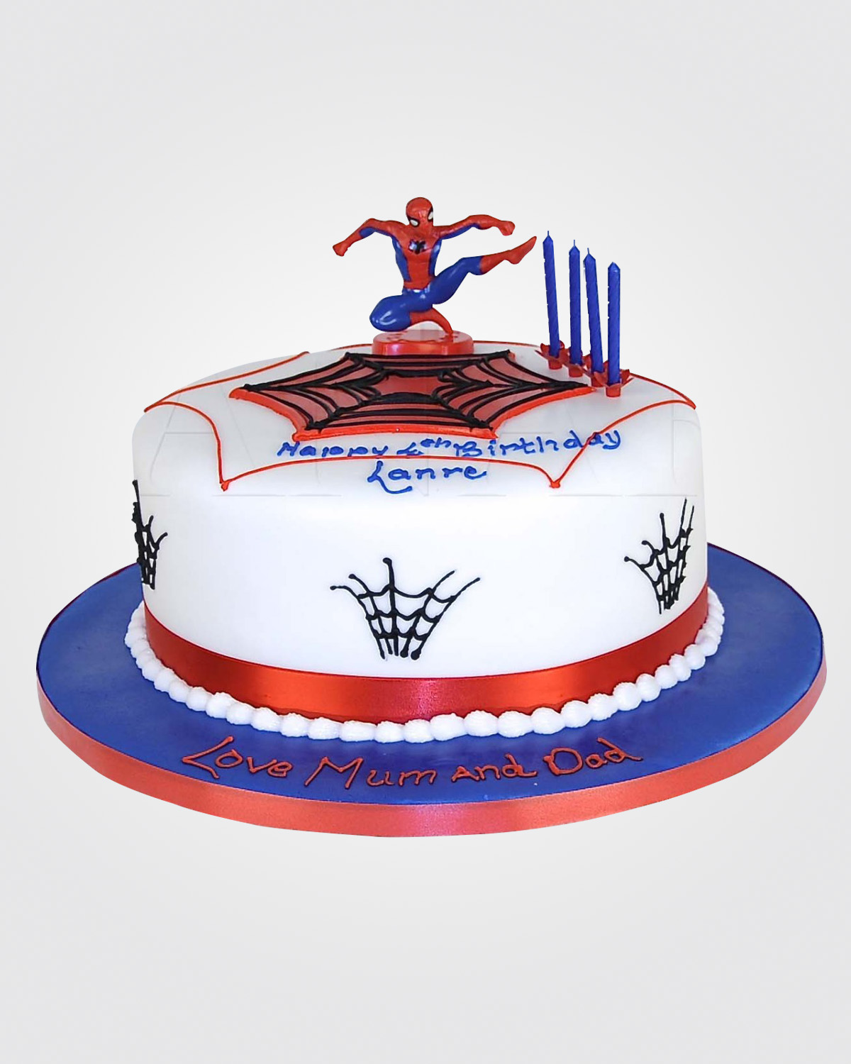Spiderman Cake SP0052