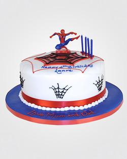 Spiderman Cake SP0052