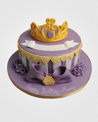 Queen Mum Cake CL8246.