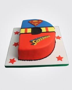 Superman Cake SP7181