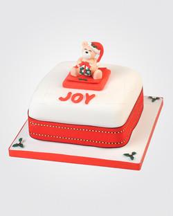 Christmas Cake CS0023