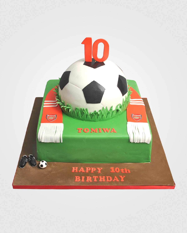 Football Cake Sph9057