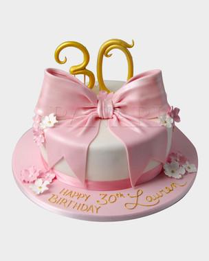 30th Birthday Cake CL8151.jpg