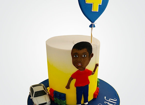 Pround 4 Cake  CCB5149