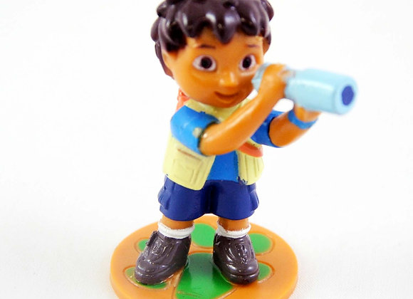 Diego Cake Topper