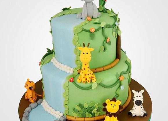 Jungle Cake CB6397