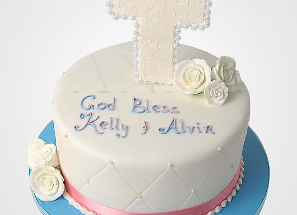 Blessings of the Cross Cake  CHB8879