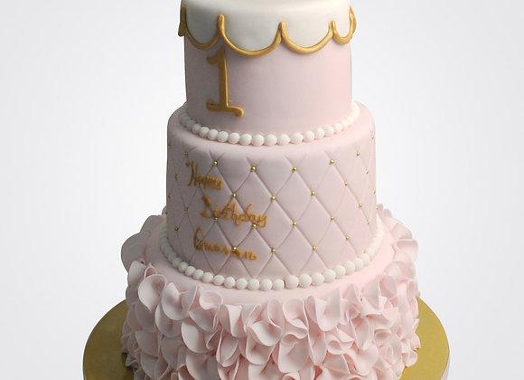 First Frills Cake CG4248