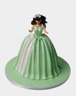 Doll Cake DC3384