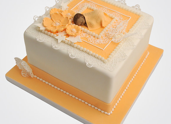 Lacey Baby Cake   CG0020