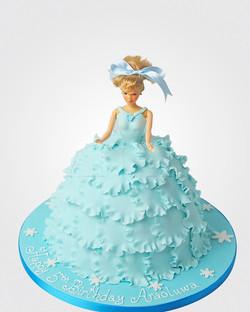 Doll Cake  DC6523