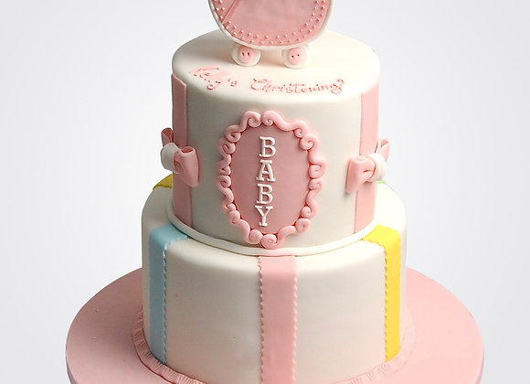 Baby Shower Cake CG3529