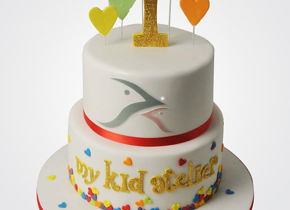 1st Birthday Cake CG7161