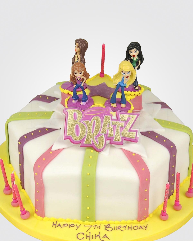 Bratz Cake TZ0063