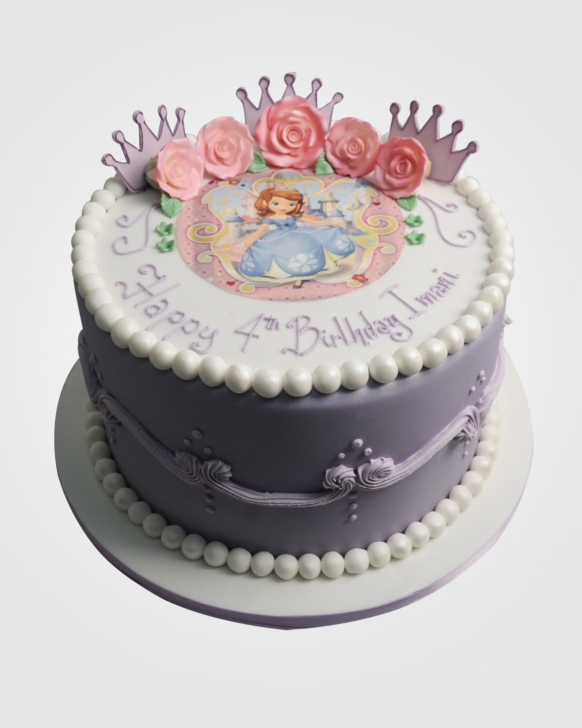 Sofia The First Cake PR2380