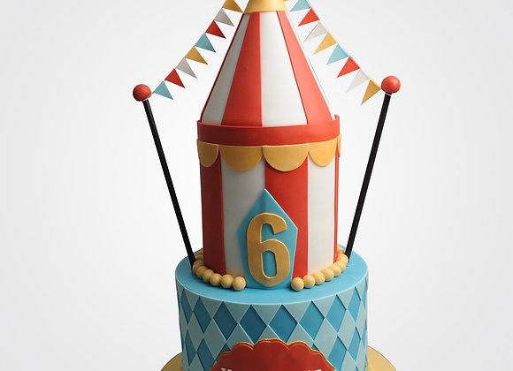 Circus Cake  CB2206
