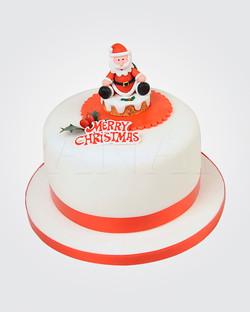 Christmas Cake CS0025