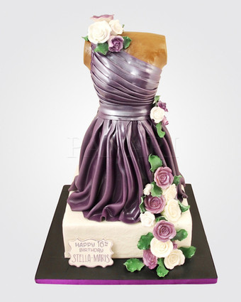 Dress Cake CL283