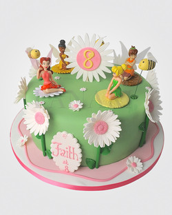 Tinkerbell Cake PR1055