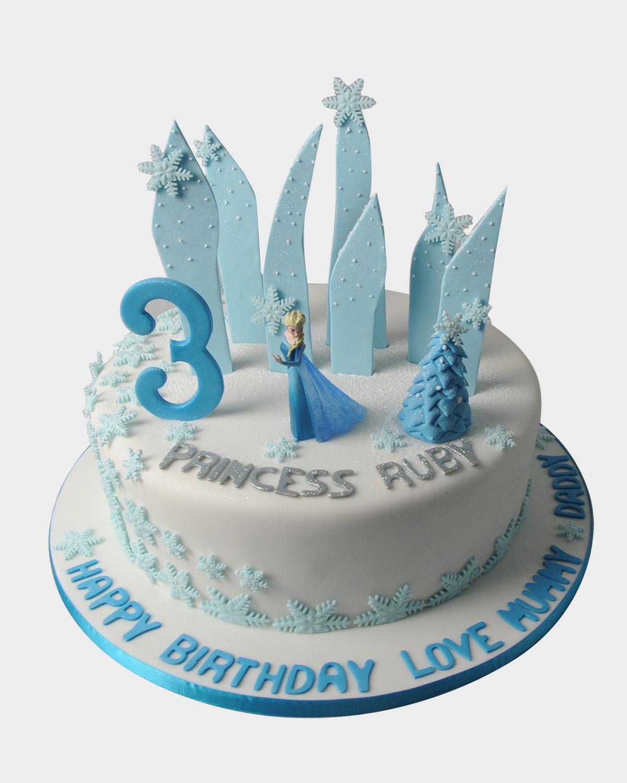 Frozen Cake CG5069