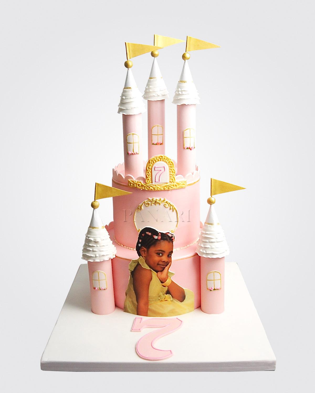Castle Cake PR3628