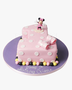 Minnie number MM5738