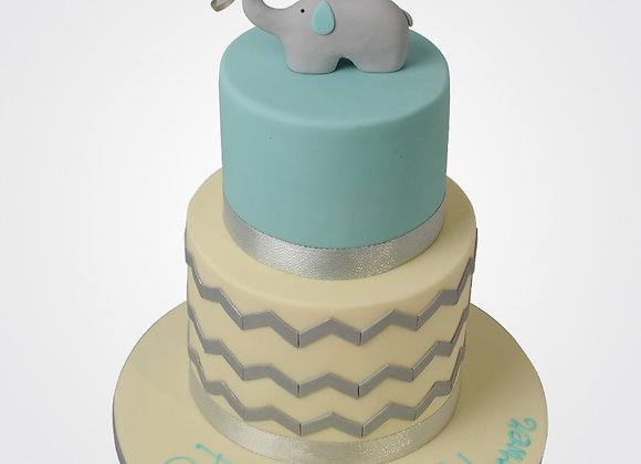 Baby Shower Cake CB1084