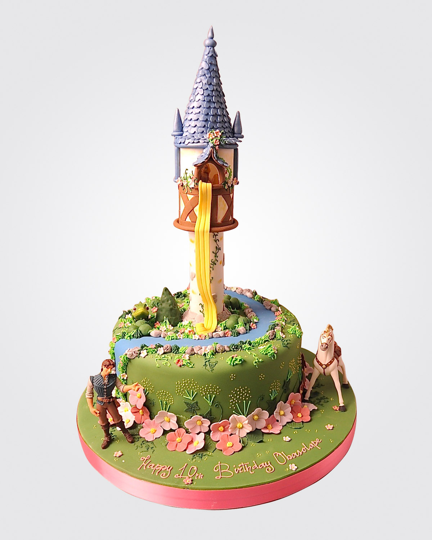 Rapunzel Cake PR1807