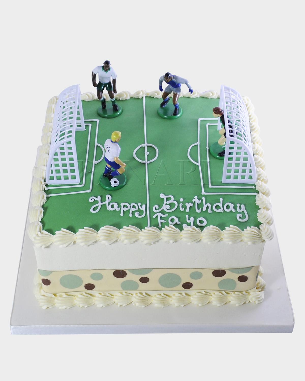 Football Cake SPH7898